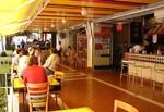 Restaurante El Lago De Los Cisnes