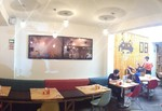Restaurante El Ocho, Café Recreativo