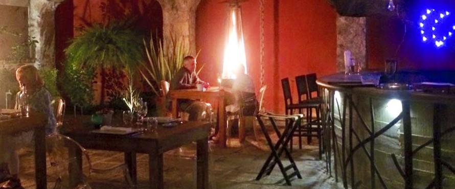 Restaurante el jard n de los milagros guanajuato for Restaurante casa jardin