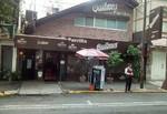 Restaurante Parrilla Quilmes, Condesa
