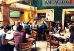 Restaurante Raffaello, San Ángel