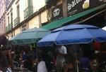 Restaurante Salón Corona, Bolivar