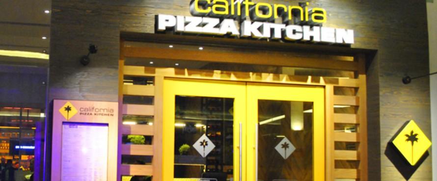 Restaurante California Pizza Kitchen Santa Fe Ciudad De