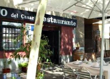 Restaurante tapelia madrid pr ncipe madrid for El coto del casar