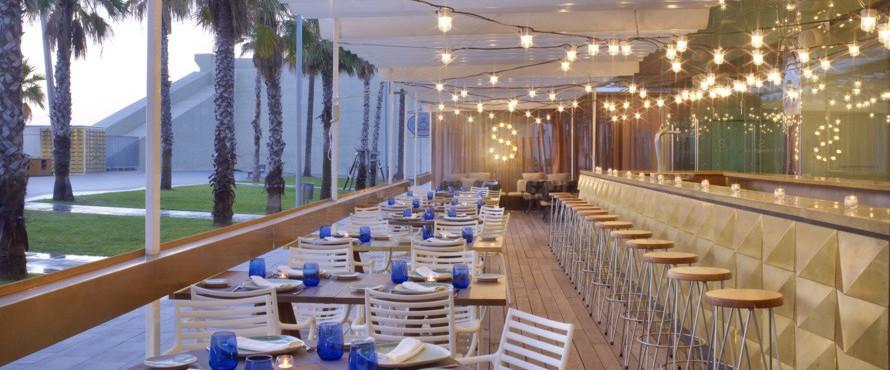 restaurante salt hotel w barcelona barcelona