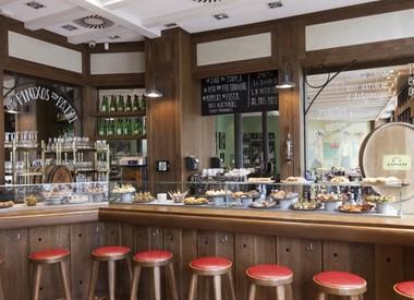Restaurante la vinoteca torres barcelona - Restaurante al punt barcelona ...