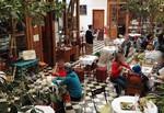 Restaurante Café de la Candelaria