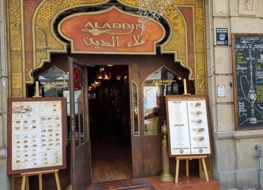 Restaurante dar el kamar barcelona - Restaurante al punt barcelona ...