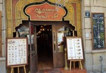 Restaurante Aladdin Gaudi