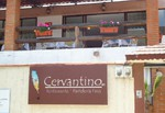 Restaurante El Cervantino, San Mateo