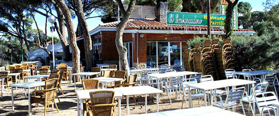 Restaurante la parrilla del embarcadero madrid for La casa encendida restaurante madrid