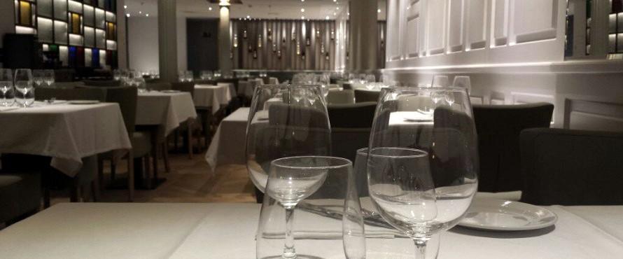 Restaurante cullera de boix rambla catalunya barcelona for Restaurante cullera de boix