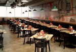 Restaurante The Pizza Factory - Providencia