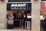 Restaurante Mamut -  Mall Plaza Norte