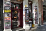 Restaurante Inter Tapa