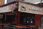 Restaurante Budapest - La Reina