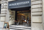 Restaurante Le Pain Quotidien Diagonal