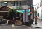 Restaurante Falafelito, Coapa