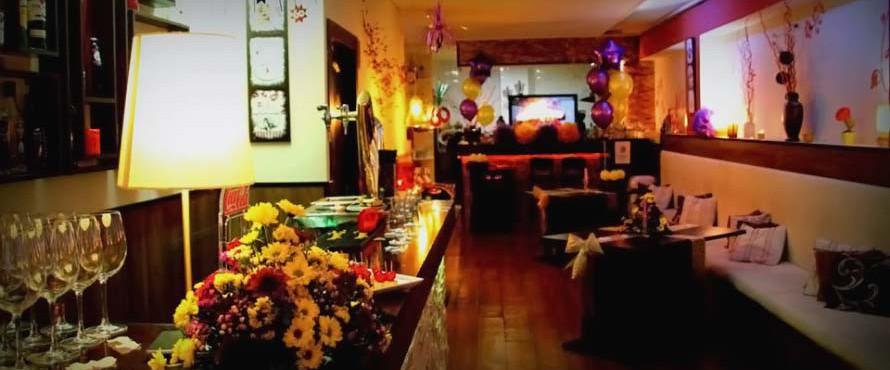 Restaurante romantico Ese Huevo Quiere Sal