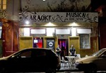 Restaurante Santo Secreto Rock Star