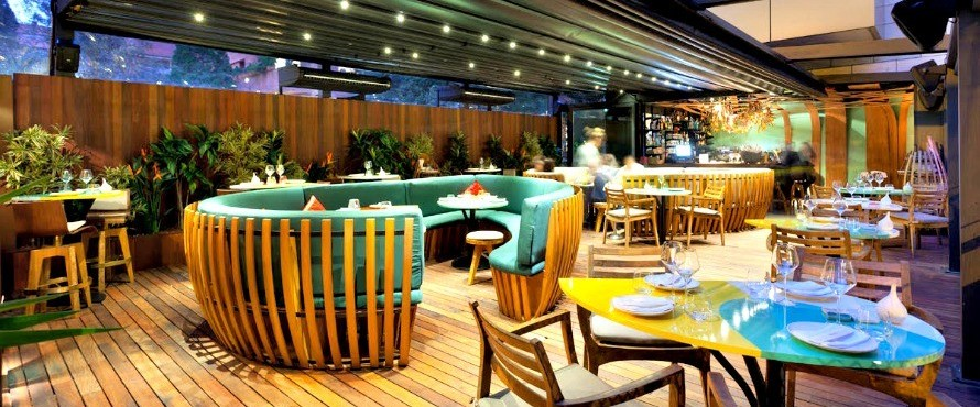 Restaurante ikibana sarri barcelona 10 dto for Ikibana menu barcelona
