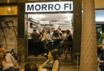 Restaurante Morro Fi (Consell de Cent)