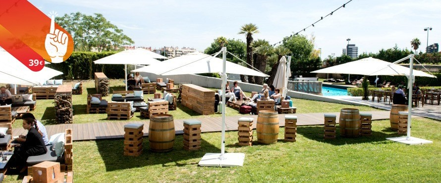 Restaurante The Terrace - Fairmont Rey Juan Carlos I (Barcelona), 20% dto. - Atrapalo.com