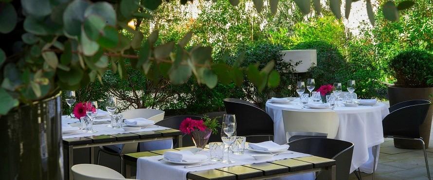 Restaurante jard n del alma barcelona for Hotel jardin barcelona