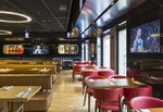 Restaurante NBA CAFE