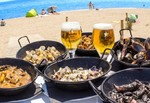 Restaurante Calamar Gastro Beach