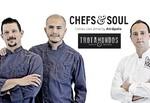 Restaurante Chefs & Soul Madrid presenta a Jaime Lieberman, Jon Giraldo y Javier Mora