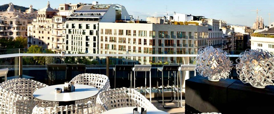 Restaurante Terraza Alaire Condes Barcelona Atrapalo Com