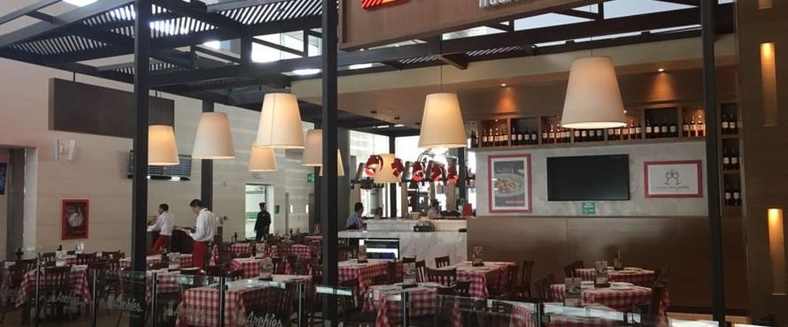 Restaurante Archies Aeropuerto Internacional El Dorado df4ecbc041b4