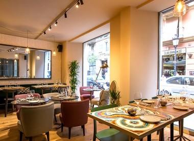 Restaurantes for El jardin prohibido restaurante