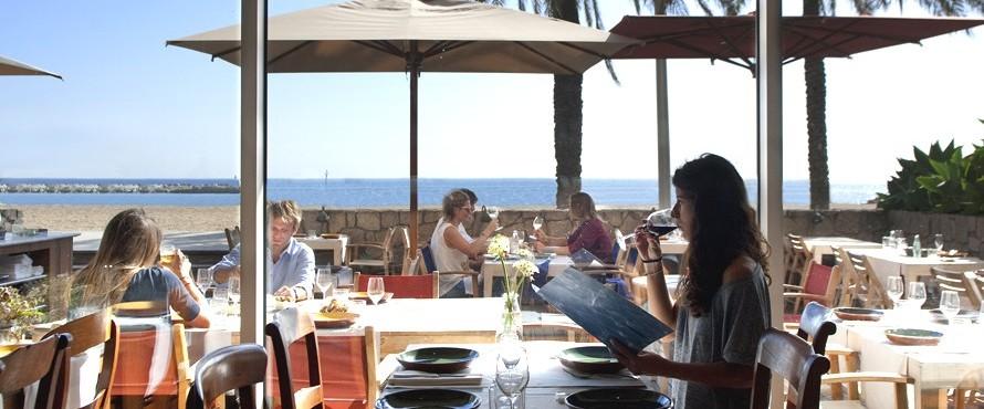 restaurante agua grupo tragaluz barcelona