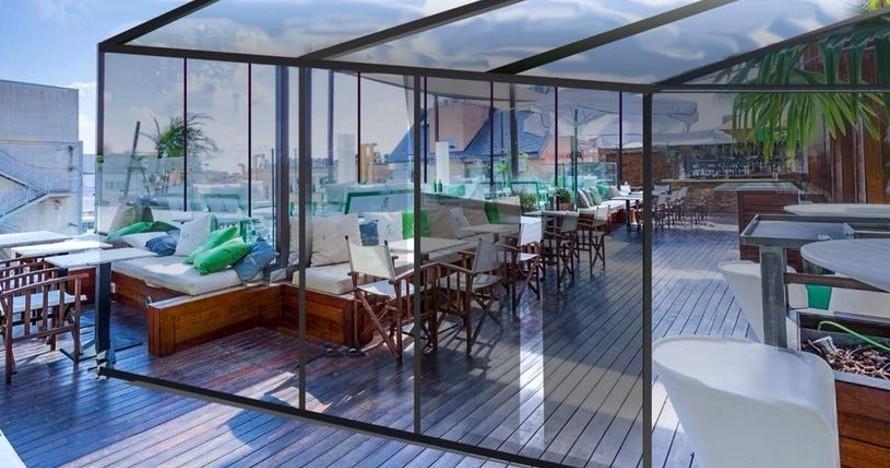 Restaurante Terraza Skyline Madrid Atrapalo Com
