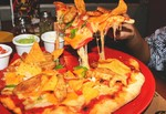 Restaurante Pizza Rock