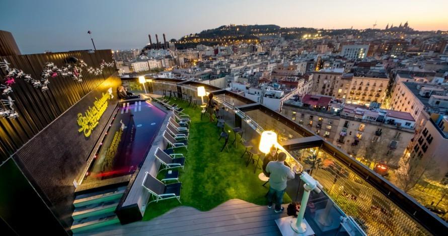Restaurante B Lounge Barcelona Atrapalo Com