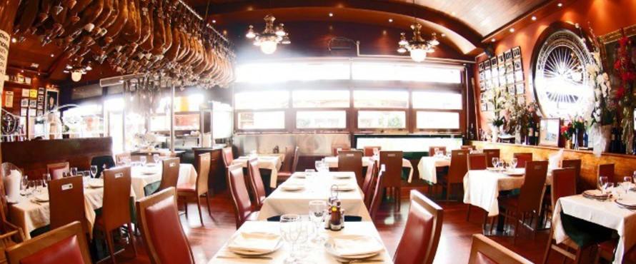 Restaurante la barca del salamanca barcelona for Restaurante la campana barcelona