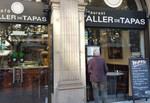 Restaurante Taller de Tapas (Rambla Catalunya)