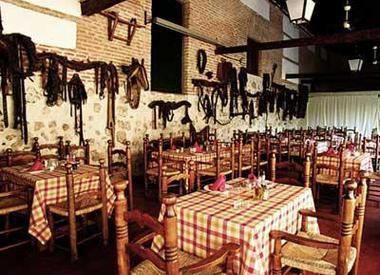 Restaurante la casa grande las b vedas torrej n de for La casa grande torrejon