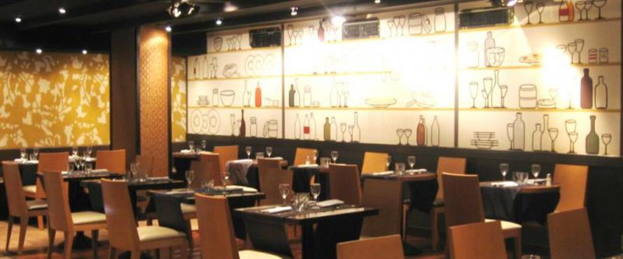 Restaurante divinus passeig de gr cia barcelona - Restaurantes passeig de gracia ...