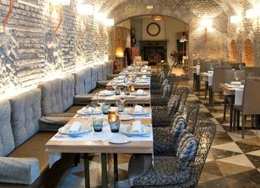 Restaurantes terrazas nicas en madrid provincia for El jardin prohibido restaurante