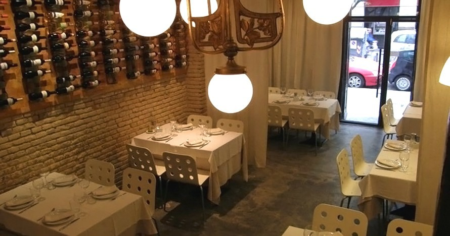 Restaurante romantico Restaurante Alfàbega