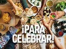para celebrar en Colombia