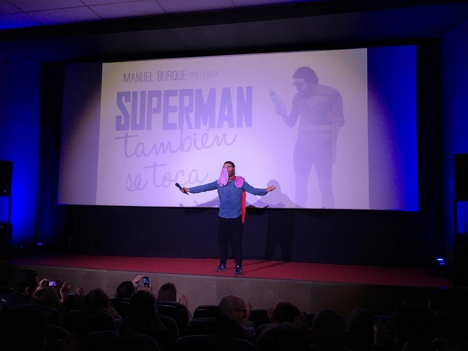 Entradas Para Superman Tambi N Se Toca Sala 3 29 Dto