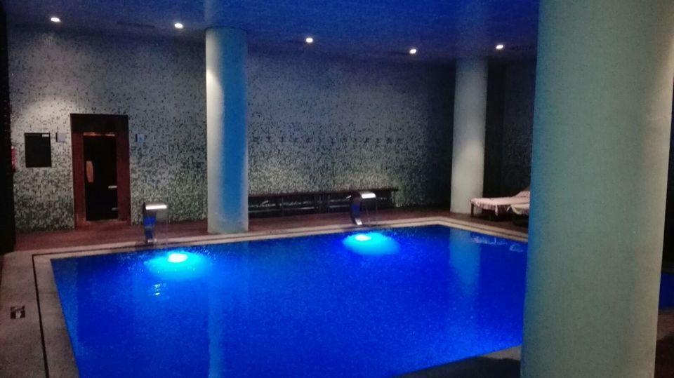 Masaje al b lsamo de oro y circuito de aguas 58 dto - Spa aguas de barcelona ...