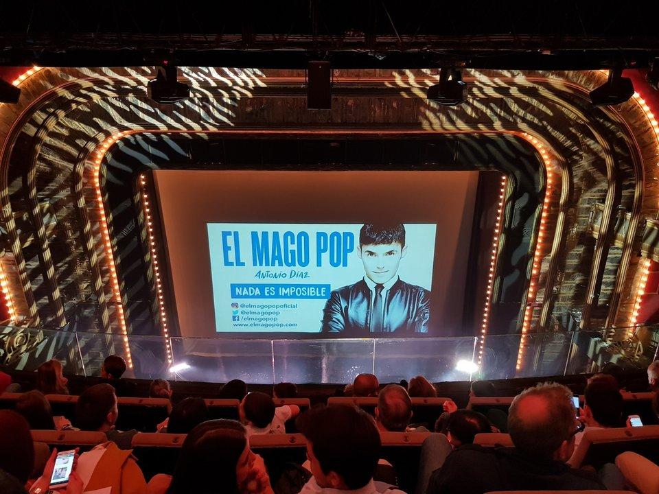 Entradas Para Nada Es Imposible Mago Pop 25 Dto Madrid