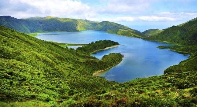 8 días en Islas Azores con vuelos por solo 516€