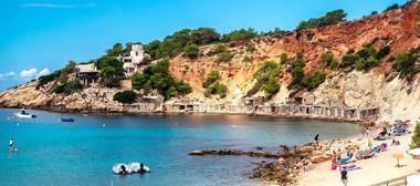 Ibiza en el Puente de San Juan